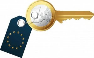 Euro Currency Key