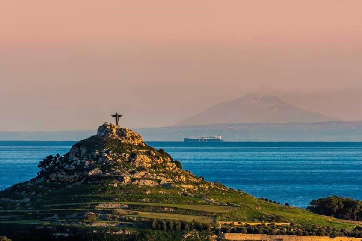 Siciliy from Gozo - Daniel Cilia